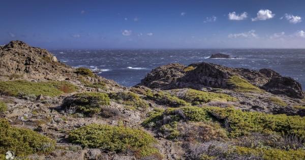 Ausflug zum Cap de Creus, östlichster Punkt von Spanien an der Costa Brava