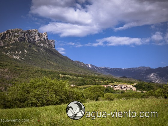 Organya landscape - Santa Fe