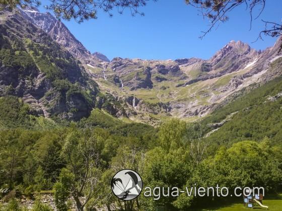 Landscapes of Aragon - The Northface of Monte Perdido