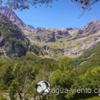 Landscapes of Aragon - The Northface of Monte Perdido