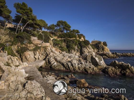 Costa Brava - Lloret de Mar - Cala Banys