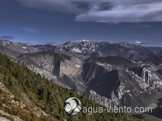 Massis de Pedraforca - Wanderung auf die Gabel aus Stein in Katalonien