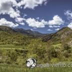 Organya landscape - Serra de Prada