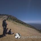 Gleitschirmfliegen Spanien, Fluggebiete und Startplätze in Katalonien - Ager, Coll d'Ares (Serra de Montsec)