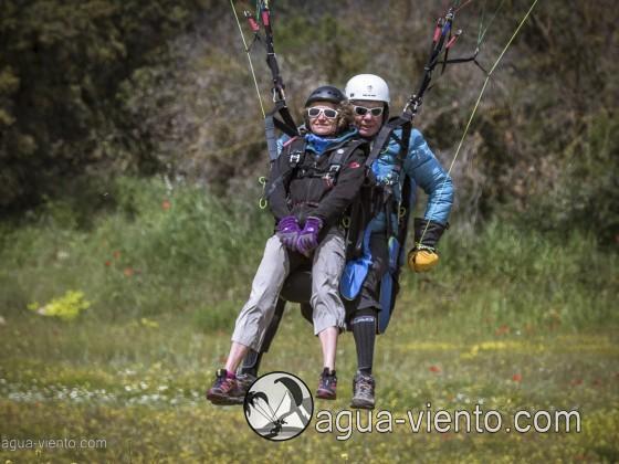 Parapente Barcelona Ager-4032
