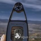 Paragliding in Catalonia - Castell de Montgri on Costa Brava - lot of wind