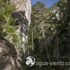 Los Barrancos de los Puertos de Beceite y el rio Matarraña (Teruel)