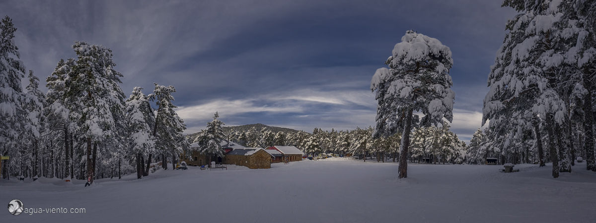 photo from Refugi de la Basseta and Ski Station Sant Joan de l'Erm bei La Seu d'Urgell