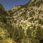 Spain Pyrenees Hiking Vall de Nuria Catalonia