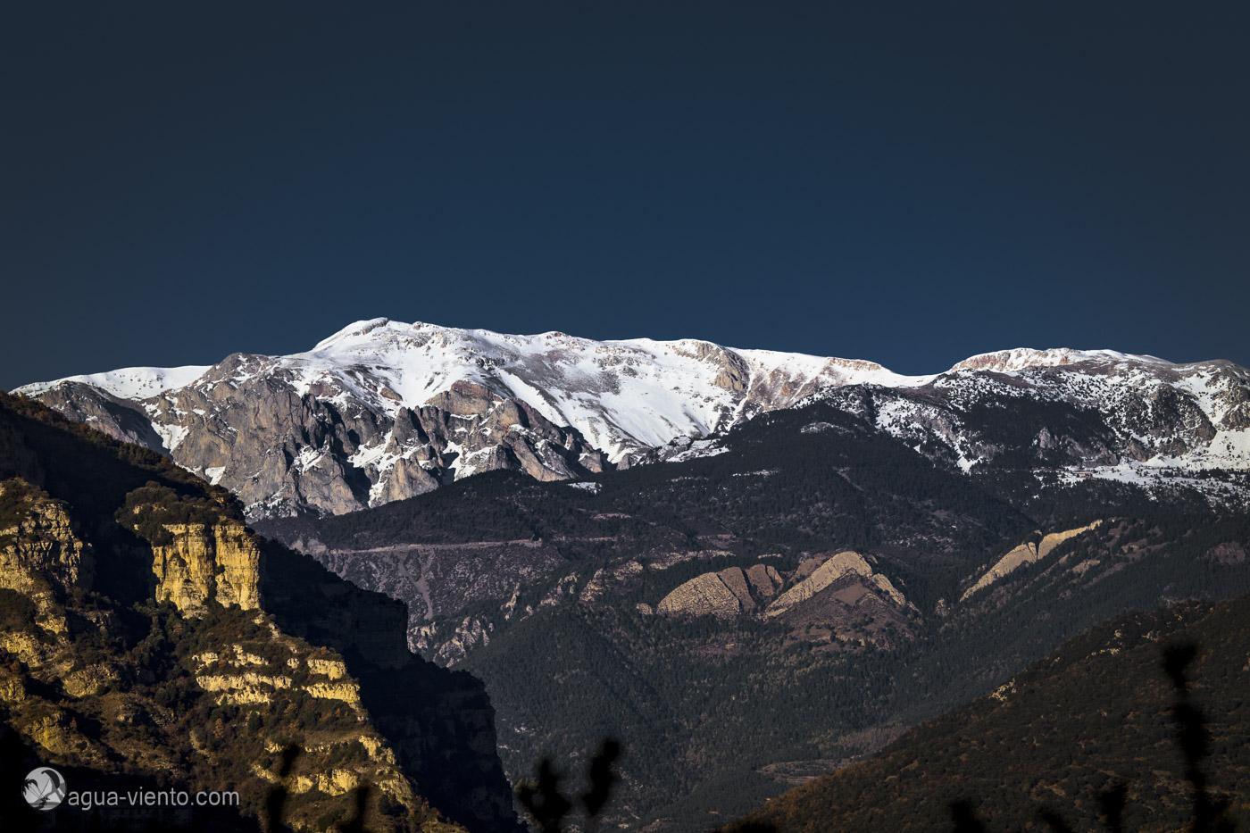 Spanien Pyrenäen Serra del Cadì-Moixeró Wandern Katalonien